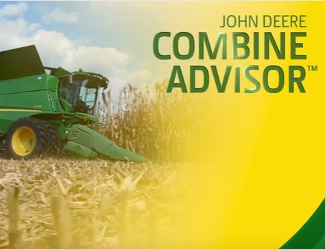 New Technology - Combine Advisor for the New S700 Harvesters